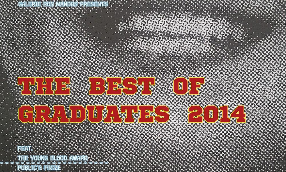 Groepsexpositie Best of Graduates 2014